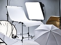 Photo Shoot in Our Studio