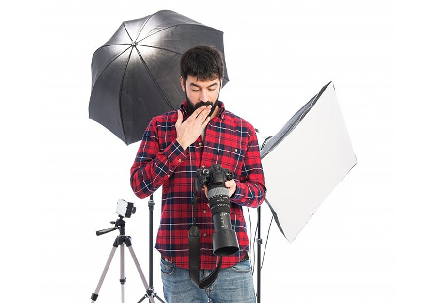 Major mistakes You're Making on your Product Photography Portfolio