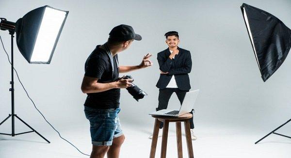 product photo studio