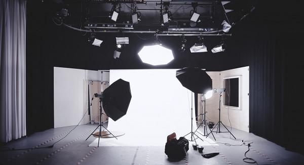 product photo shooting