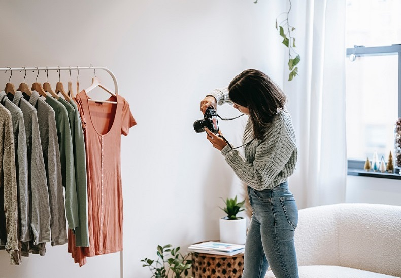 Things to Consider While Taking Clothing Product Photography on White Background